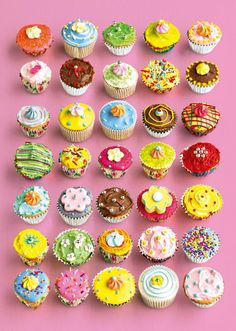"""""""Bunte Cupcakes"""" Puzzle from Ravensburger"""