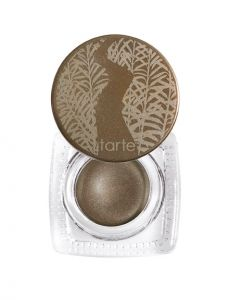 #COLORSOFSUMMER tarte Amazonian clay waterproof cream eyeshadow in shimmering moss