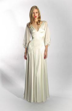 The Mae dress - Belle & Bunty (UK) ~ Fashion Ready-to-Wear | Modern Vintage Wedding Dresses