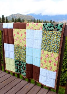 5lb Weighted Quilt for Autism or Sleep Issues  by CuddleCritter