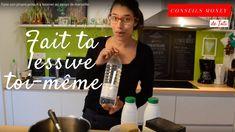 Faire son propre produit à lessiver au savon de marseille Youtube, Blog, Laundry Detergent, Soap, Marseille, Blogging, Youtubers, Youtube Movies
