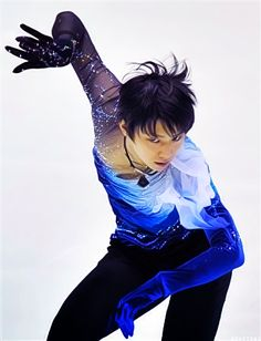 Yuzuru Hanyū (羽生 結弦). Best. Costume. Ever.