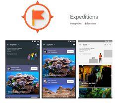 Conoce sobre Expeditions, la app de Realidad Virtual de Google para educadores