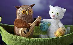 Alan Dart Owl and Pussycat  LOVE this!