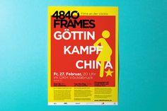 4840 Frames Vöcklabruck Branding für ein Mini-Filmfestival