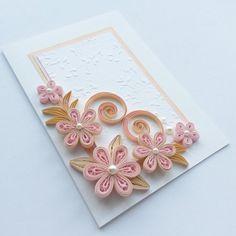 Love You Card, Handmade Greeting Card | Gericards - Cards on ArtFire