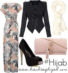 Hashtag Hijab Outfit #265
