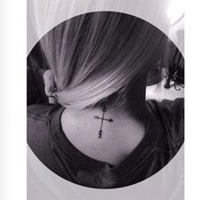 Getting this on the top back of my elbow. Faith keeps me moving forward. ❤️