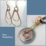 Industrial Jewelry Tutorials by Rena Klingenberg