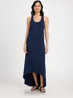 Splendid - Racerback Maxi Dress - Saks.com