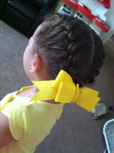 Little girl hairstyles ! (Done by me Kelsey Larios)