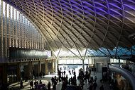 Kings Cross station in London - NYTimes.com