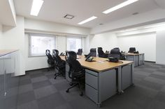 How many work stations do you need? We provide the numbers you need!