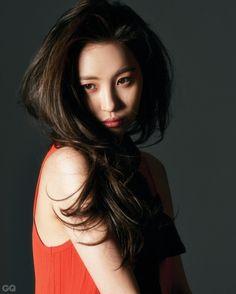 Sunmi (Wonder Girls) - GQ Magazine August Issue '16