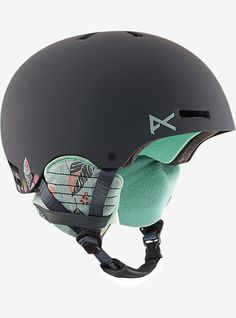 Shop the anon. Greta Helmet along with more Women's Snowboard and Ski Helmets from Winter 16 at Burton.com