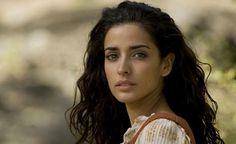 Lexa. Maybe she's of Indian or Israeli Haritege on her fathers side