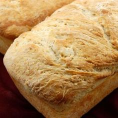 My husband has been requesting that I make a savory potato bread for over a year now. Since the weather is starting to get cooler and hearty soups are starting to make an appearance, I thought no b… Croissants, Kos, Sheet Cake Pan, Baked Rolls, Pan Bread, Bread Baking, Cooking Bread, Potato Bread, South African Recipes