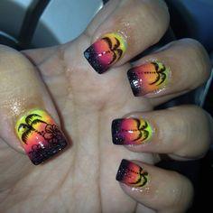 Luau nail art choice image nail art and nail design ideas luau nail art image collections nail art and nail design ideas luau nail art gallery nail prinsesfo Choice Image
