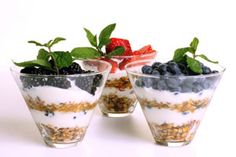 6-Flavor Slimming Breakfast Sundae