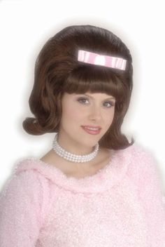 Forum Novelties Women's Flirting with The 50's Bouffant Costume Wig, Brown, One Size Forum Novelties http://www.amazon.com/dp/B00E1PHB98/ref=cm_sw_r_pi_dp_ZrDmub1VXEXNH