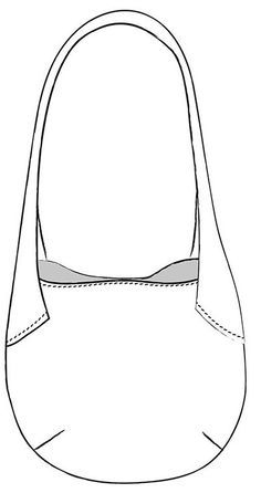 Beuteltasche farbenmix Taschenspieler 3 Schnittmuster, Nähanleitungen und Videos