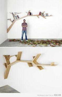 Bookshelf - Tree