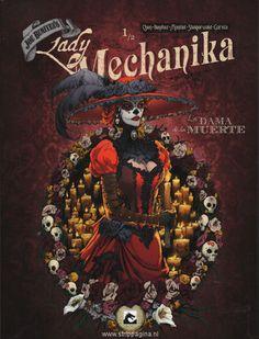 Lady Mechanika - La dama de la muerte (1/2)