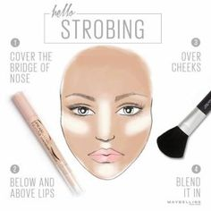 """If you're like me, words like """"contour"""" and """"blending brush"""" mean nothing to you. Makeup has always been a prominent aspect of women's accessories throughout the centuries, but as styles and vary decade to decade, it's hard to keep up. Modern day..."""
