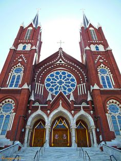 St. Joseph Catholic Church in Macon Georgia
