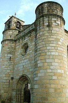 Orense - Iglesia Santisima Trinidad