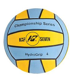 00acc4cf217f1 Kap7 Compact HydroGrip Size 4 Championship Series Water Polo Ball at  SwimOutlet.com