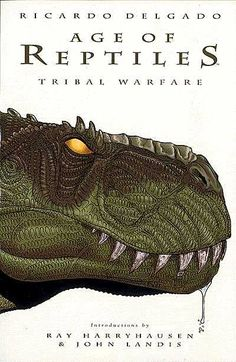 Age of Reptiles Tribal Warfare TPB