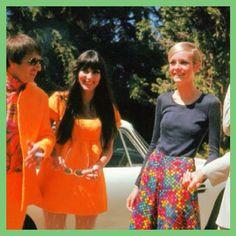 Sonny, Cher & Twiggy - Beverly Hills, CA