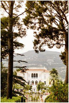 villa ephrussi de rotschild wedding - Villa Ephrussi De Rothschild Mariage