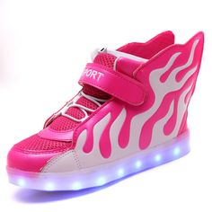 b270c391b1961 2016 Led Pour Children Shoes With Light Up Schoenen Kids Chaussure  Lumineuse Enfant Garcon Casual Boys Lighting For Girls Filles