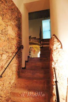 Le scale del MuMa