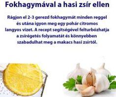 Fokhagymával a hasi zsír ellen Cantaloupe, Fruit, Health, Food, Diet, Health Care, Essen, Meals, Yemek
