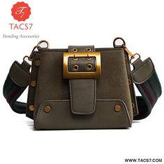 94bb337febd0 MENGXILU Fashion Rivet Messenger Bags Small Flap Pin Type Women Brand Bag  Pu Leather Wide Shoulder Strap Crossbody Bag