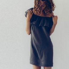 Robe Harpie - Vanessa Pouzet - coudre une robe facilement, patron de couture robe