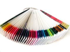 Love to dye? You need one of these! --jacquard color swatches