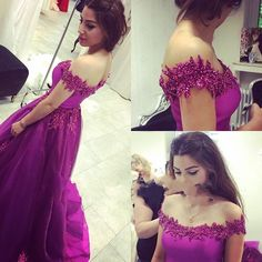 2016 Prom Dress, Beading Prom Dress, Lace Appliques