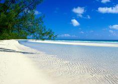 Freeport Beach, Bahamas   Beautiful Sand and warm waters