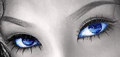 Everybody loves a blue eyed girl