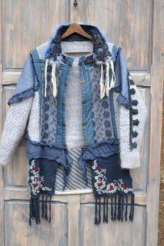 Najlepsze obrazy na tablicy Upcycled clouting fashion by