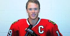 For once I actually went through an entire POPSUGAR Celebrity picture thing: 19 Reasons Chicago Blackhawks Captain Jonathan Toews Should Be Your Hockey Crush