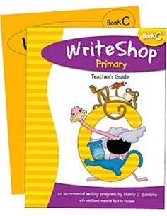 WriteShop is a homeschool writing program that helps you teach writing with confidence. This step-by-step homeschool writing curriculum is perfect for both motivated and reluctant writers. Writing Curriculum, Writing Lessons, Teaching Writing, Homeschool Curriculum, Writing Skills, Homeschooling, Teaching Handwriting, Writing Programs, Guide Book