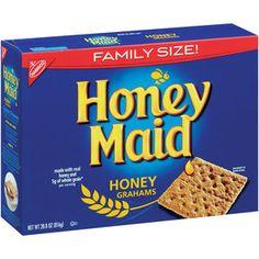 Nabisco Honey Maid Honey Grahams, 28.8 oz