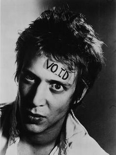(^o^) On this day in 1976 (18.11), Richard Hell and the Voidoids made their debut at CBGB's New York