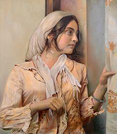 Masoudi Ali Reza Iranian Girl