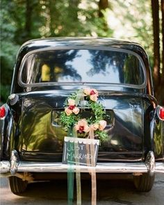 Voiture mariage - Conseils sur http://yesidomariage.com